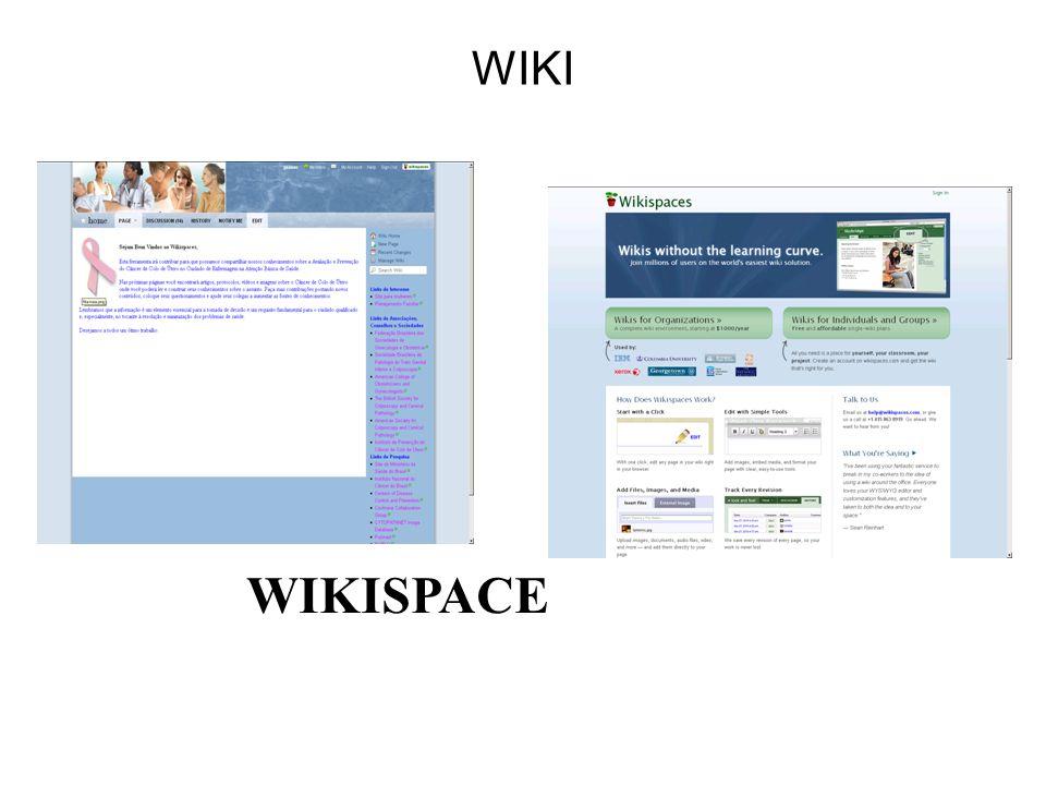 WIKI WIKISPACE