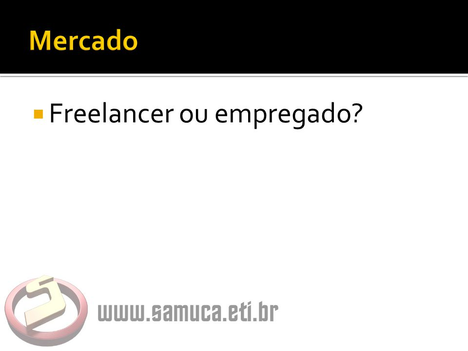  Freelancer ou empregado