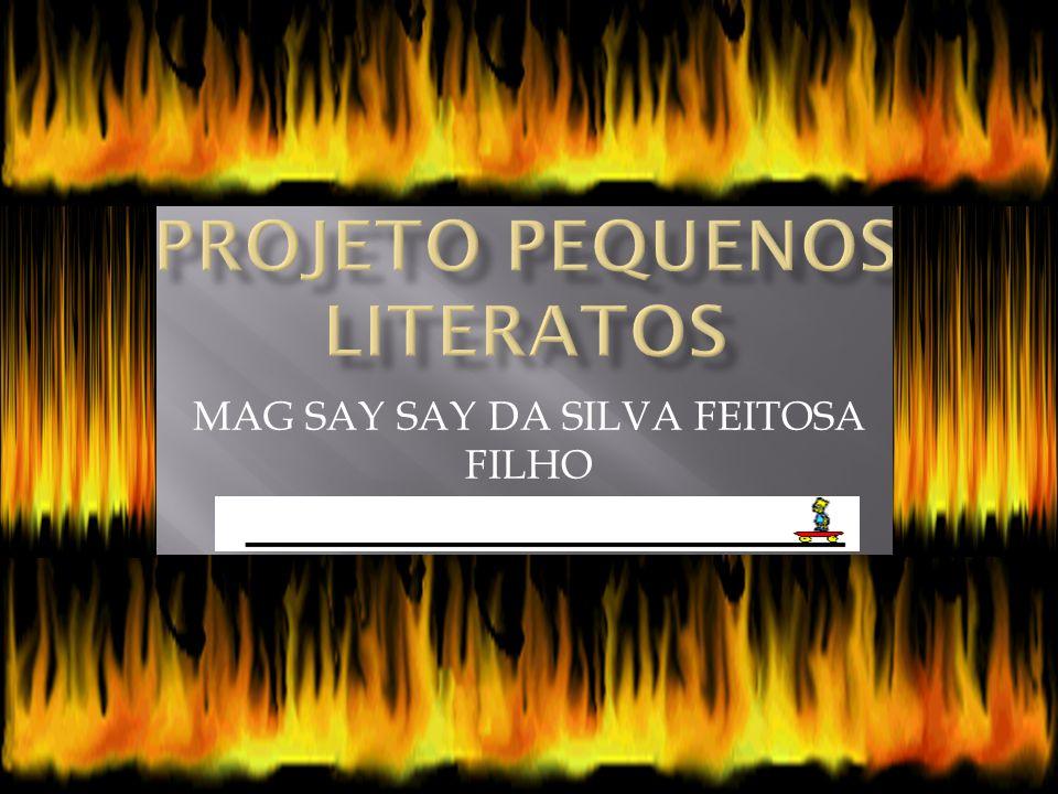 MAG SAY SAY DA SILVA FEITOSA FILHO