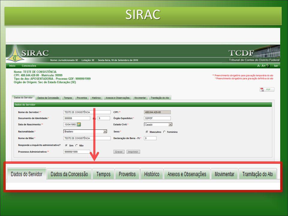 SIRACSIRAC