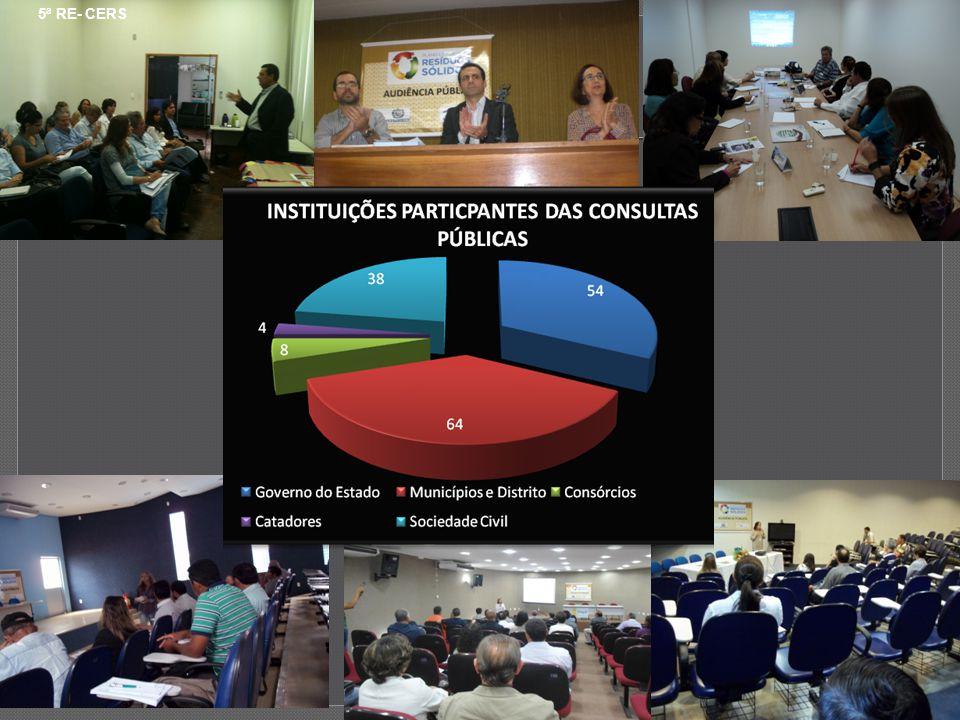 METAS RESÍDUOS SÓLIDOS MINERAÇÃO DESTINAÇÃO FINAL AMBIENTALMENTE ADEQUADA DE RESÍDUOS DA MINERAÇÃO.