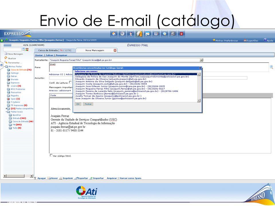 upp@ati.pe.gov.br Envio de E-mail (catálogo)