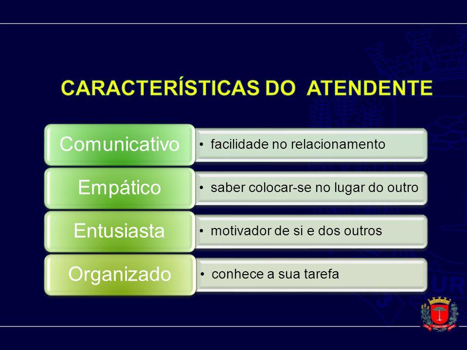 ESTRUTURA DO MANUAL Capítulo I - Princípios e Diretrizes para o Atendimento 1.
