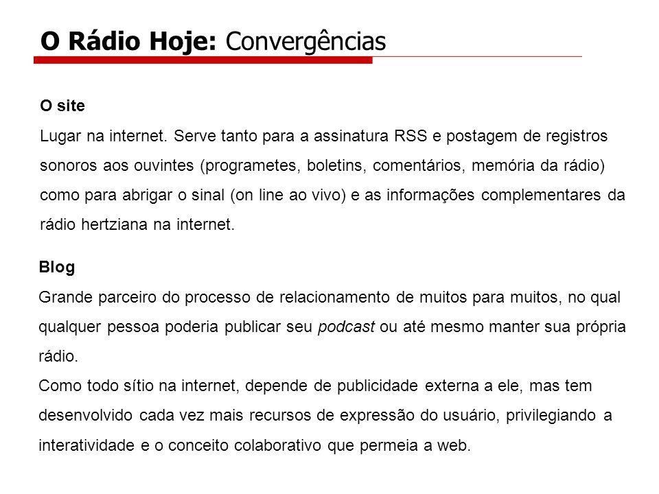 O site Lugar na internet.