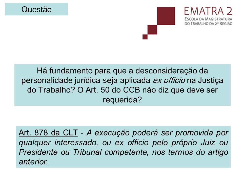 Artigo 135 do CTN Desconsideração x Código Tributário Nacional Tanto as pessoas referidas no Art.
