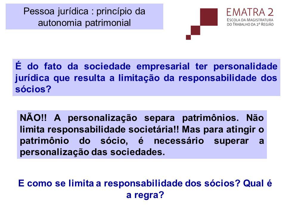 Responsabilidade do sócio administrador Previsão legal:  CCB, Art.