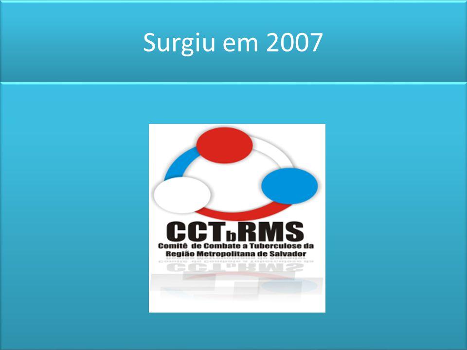 Surgiu em 2007
