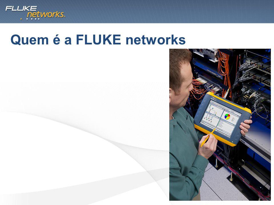 Quem é a FLUKE networks