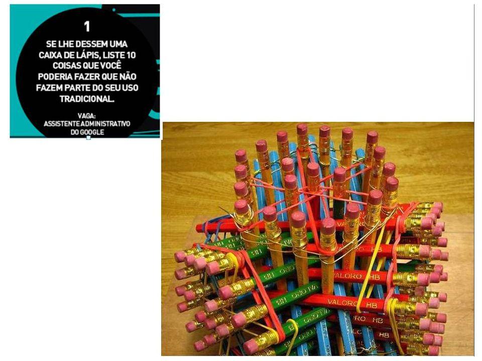 6 Veja as respostas de alguns Colegas no Artigo publicado no link abaixo: http://www.administradores.com.br/notic ias/carreira/saiba-o-que-a-microsoft