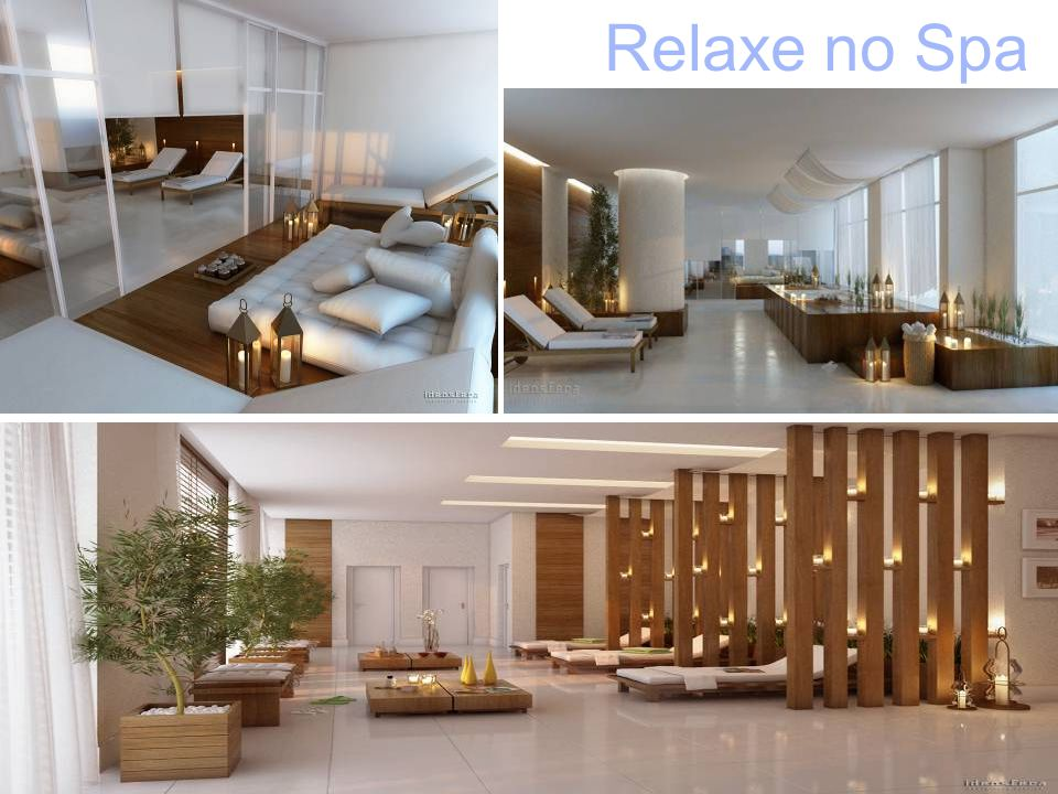 Relaxe no Spa