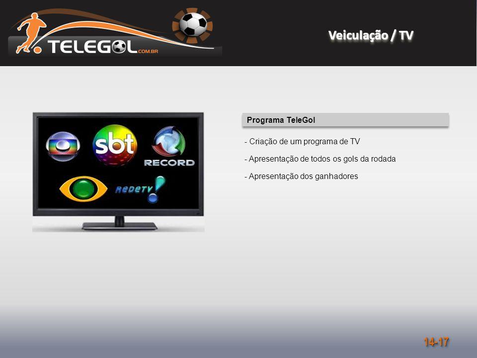 Veiculação / TV 14-1714-17