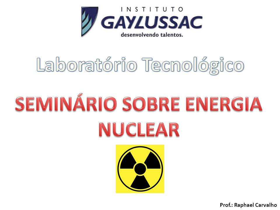  FISSÃO NUCLEAR: A Fissão Nuclear acontece quando um átomo (geralmente de urânio U-235) é bombardeado com nêutrons.