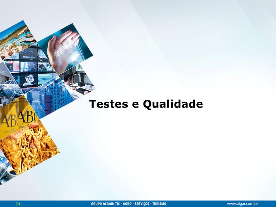 Área, dia/mês/ano Testes e Qualidade