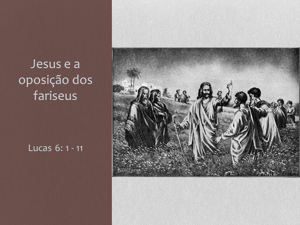 1 Certo sábado, enquanto Jesus passava pelas lavouras de cereal, seus discípulos começaram a colher e a debulhar espigas com as mãos, comendo os grãos.