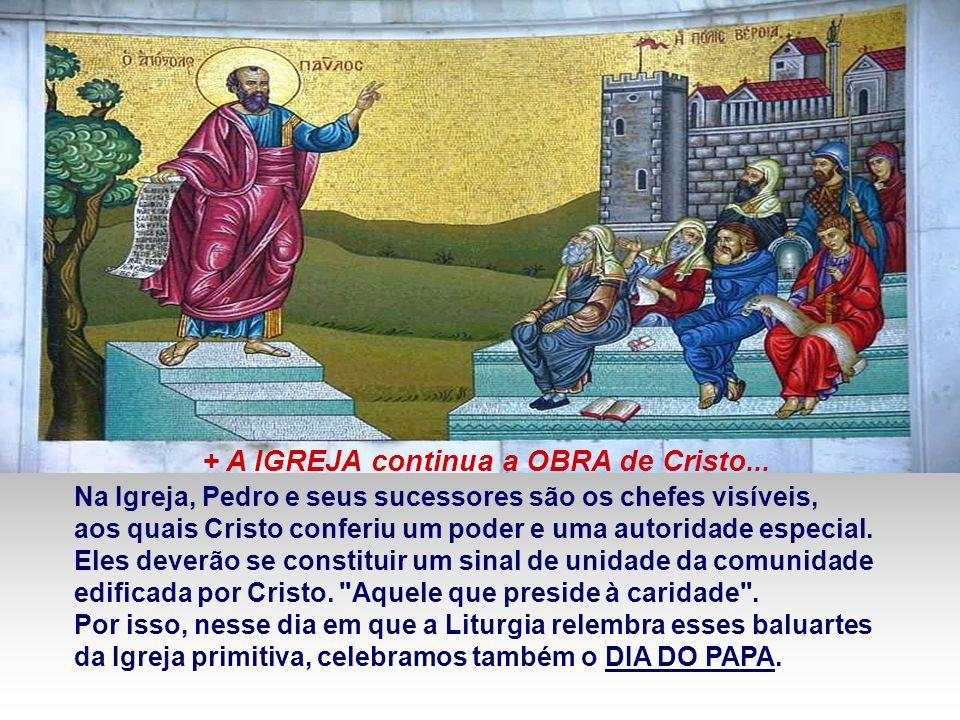 SÃO PAULO chega a Jesus por um caminho diferente. Conhece-o como um adversário, que deve ser combatido, como aquele que anuncia um deus diferente dos
