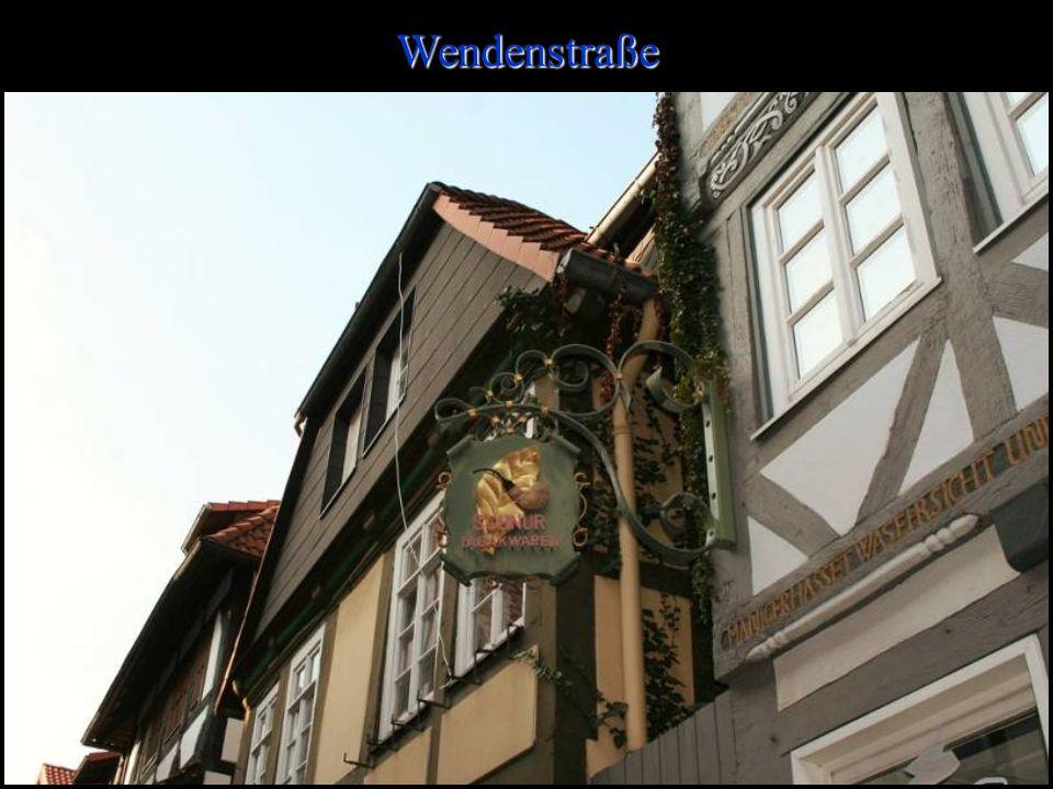 Wendenstraße