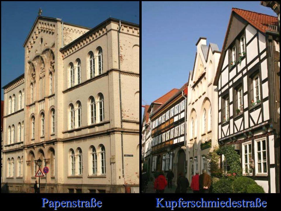 PapenstraßeKupferschmiedestraße