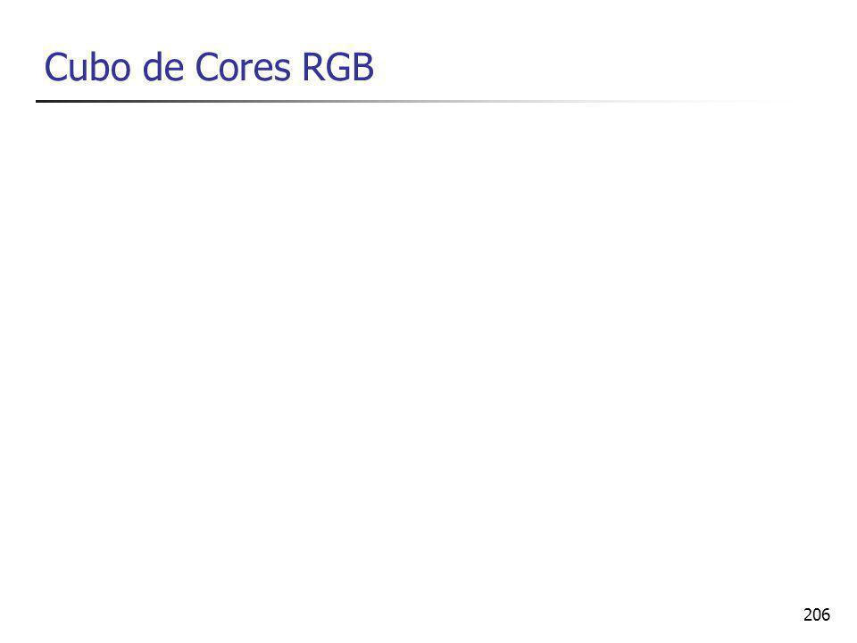 206 Cubo de Cores RGB