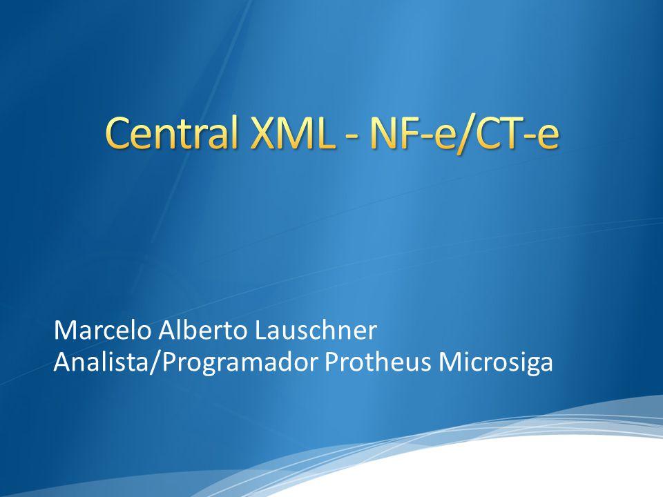 Marcelo Alberto Lauschner Analista/Programador Protheus Microsiga