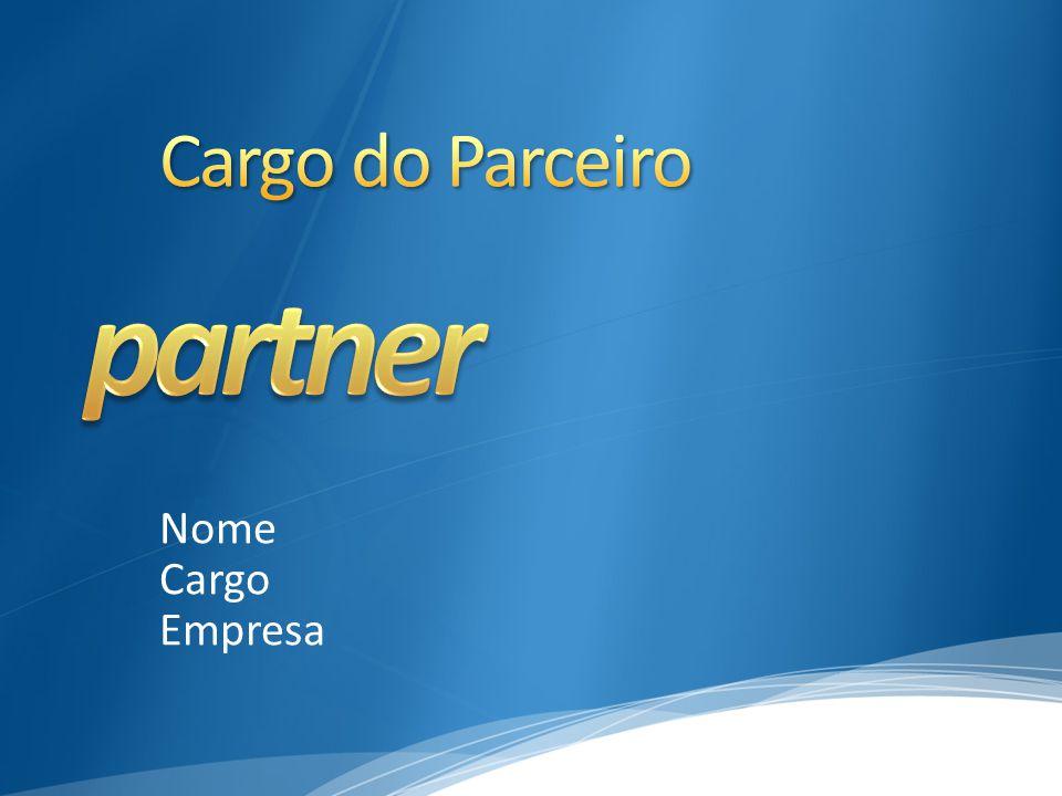 Nome Cargo Empresa