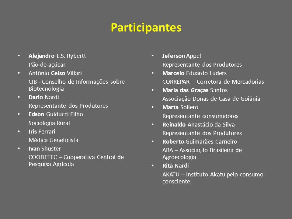Participantes Alejandro L.S.