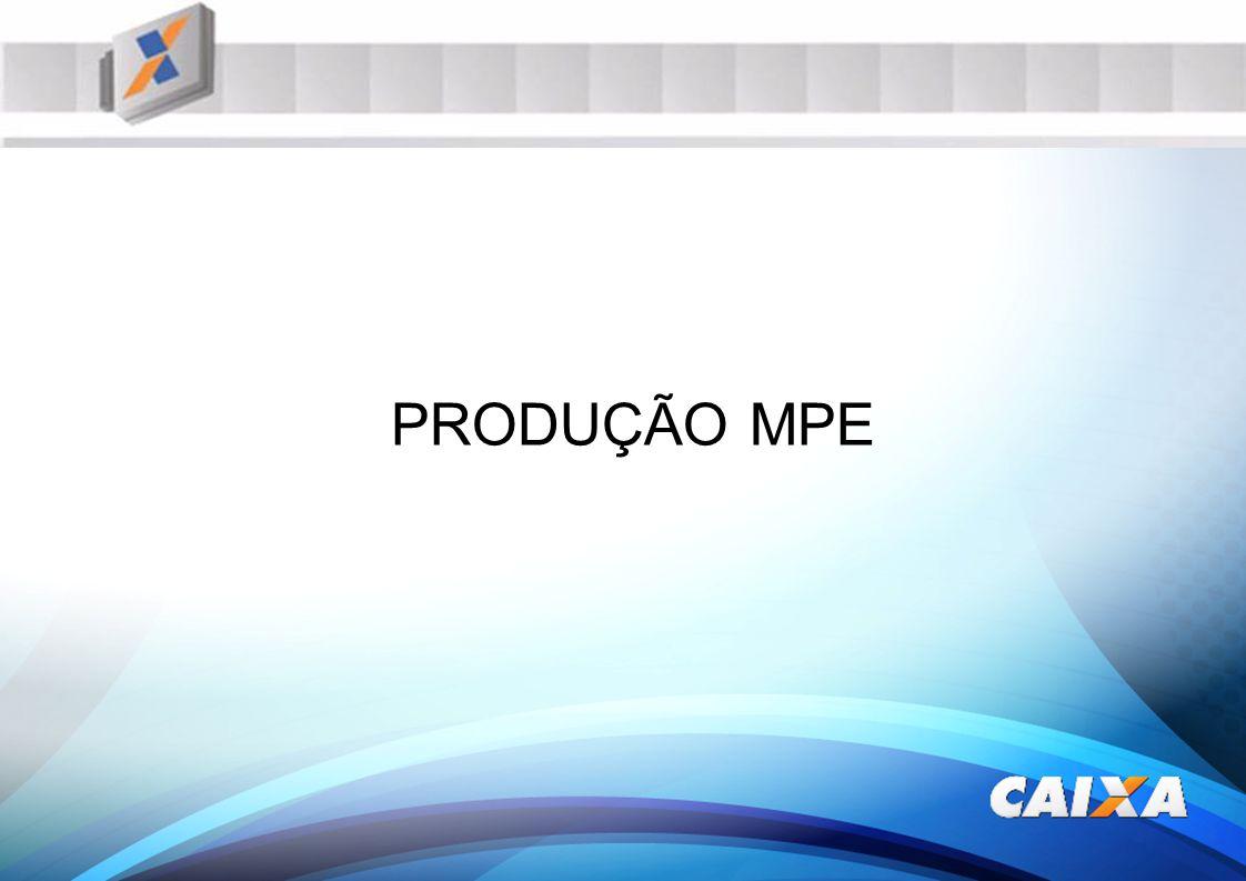 PRODUÇÃO MPE