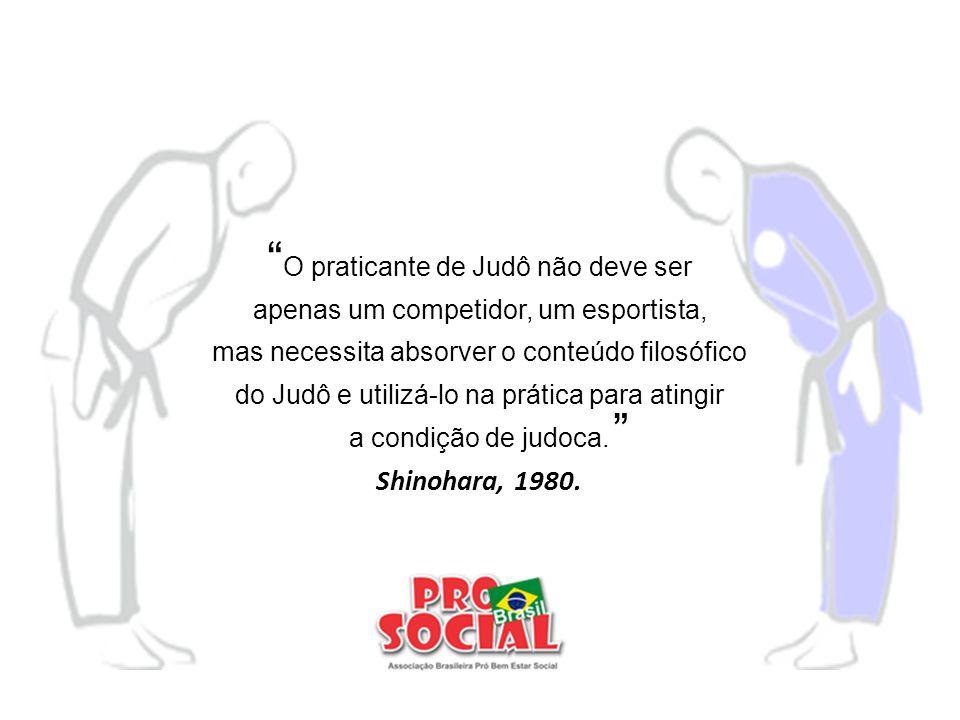 Proporcionar formação técnica e humanística em Judô para 120 crianças e jovens de 7 a 17 anos de escolas públicas da Vila Liviero/SP e comunidades do entorno.
