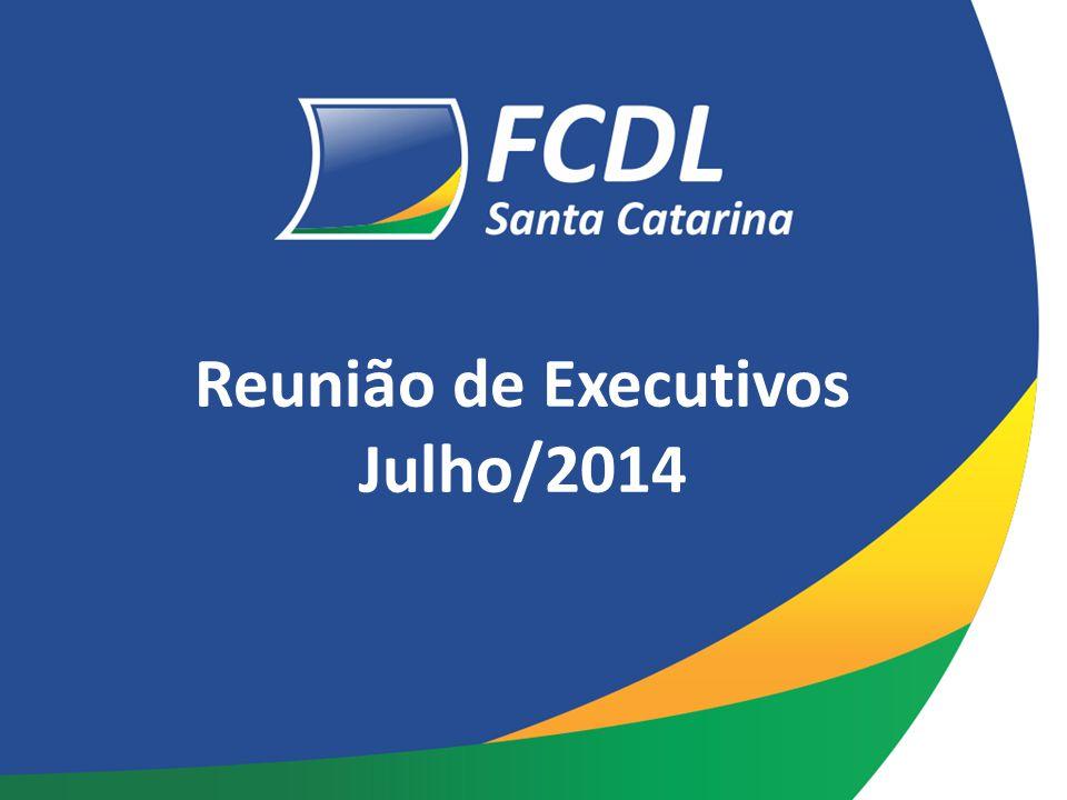 Reunião de Executivos Julho/2014
