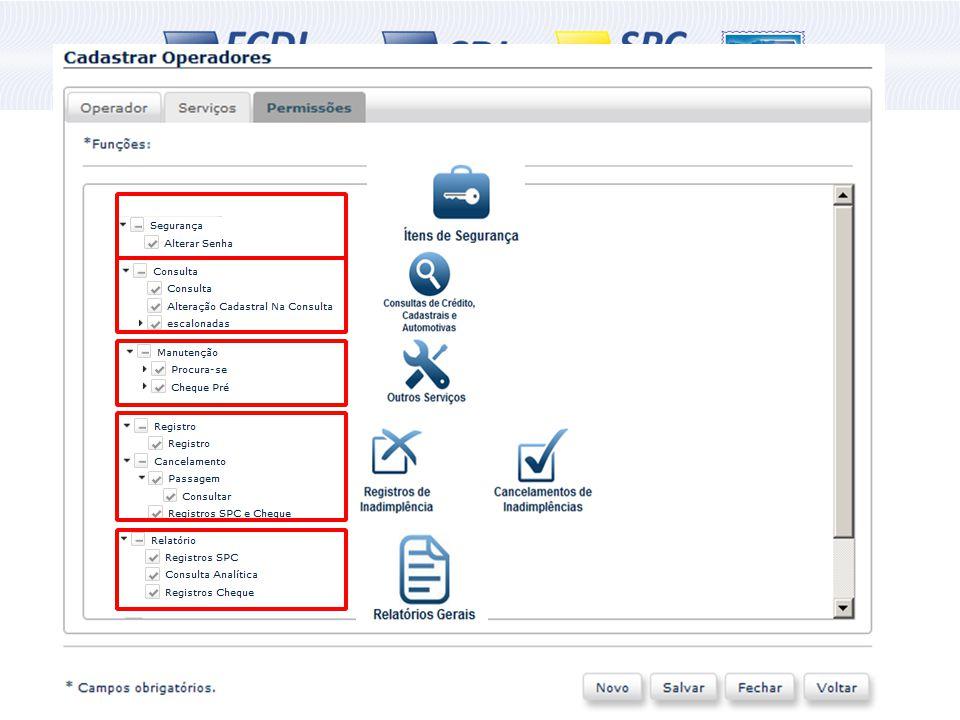 Acompanhamento Fechamento de Caixa Movimentar Recursos Financeiros (transferências) Apurar Resultado Controlar Inadimplência Enviar informações para Contabilidade