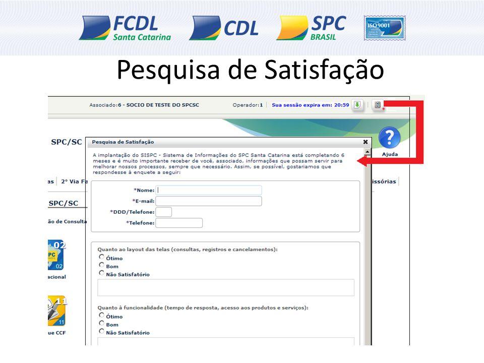 E-MAILS GERADOS AUTOMATICAMENTE PELO SISPC