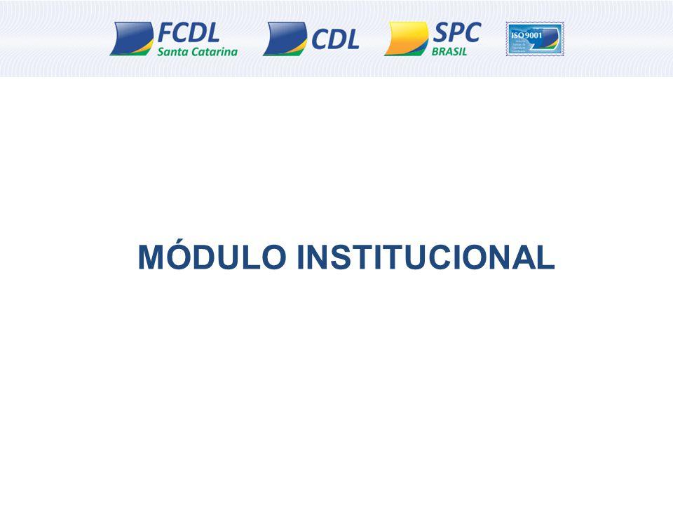 MÓDULO INSTITUCIONAL