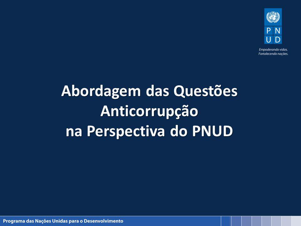 O PNUD Presente em mais de 170 países e territórios No Brasil desde 1966 – ABATT Coordenador do sistema ONU Mandato: desenvolvimento humano e redução da pobreza Como operamos: projeto de cooperação técnica – ato complementar ao ABATT
