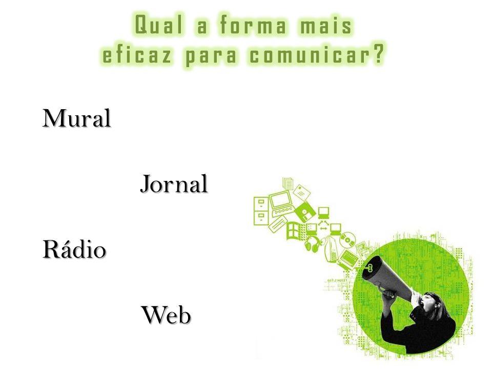 MuralJornalRádioWeb