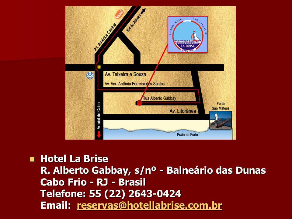 Hotel La Brise R.