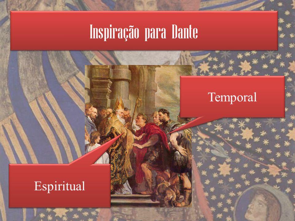 Inspiração para Dante Temporal Espiritual
