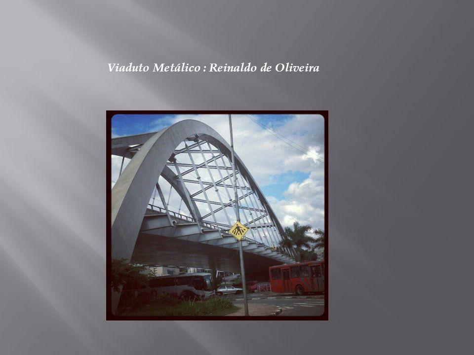 Viaduto Metálico : Reinaldo de Oliveira