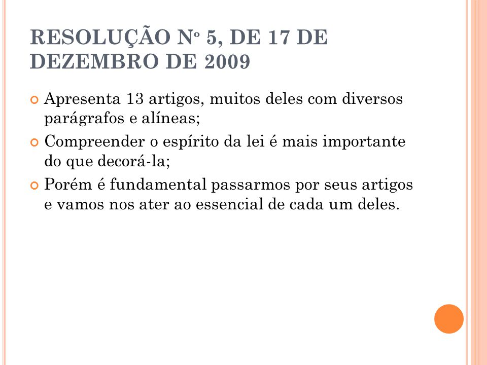 O DOCUMENTO SERVE PARA...