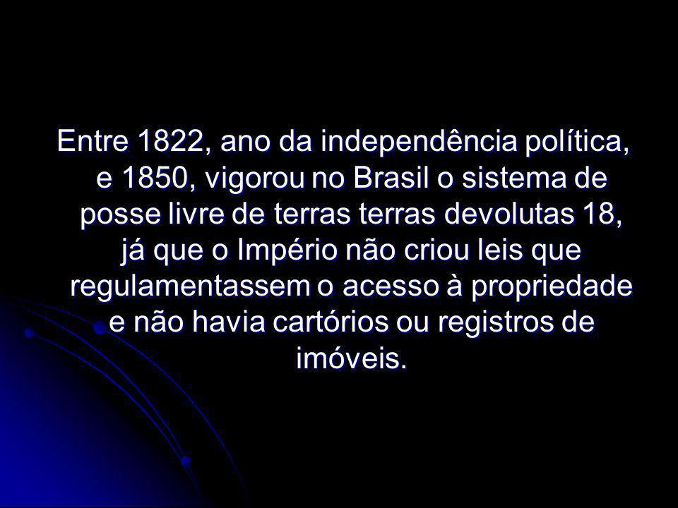 Trabalho elaborado na disciplina de Trabalho elaborado na disciplina de Geografia, como tema base a Concentração de terras no Brasil Concentração de terras no Brasil