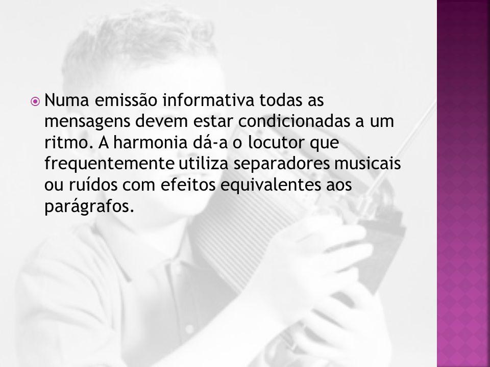  A rádio tem uma grande vantagem sobre os veículos impressos: é que, entre o público radiofónico, pode estar incluído a faixa da população analfabeta que no caso do jornalismo impresso está eliminada a priori.