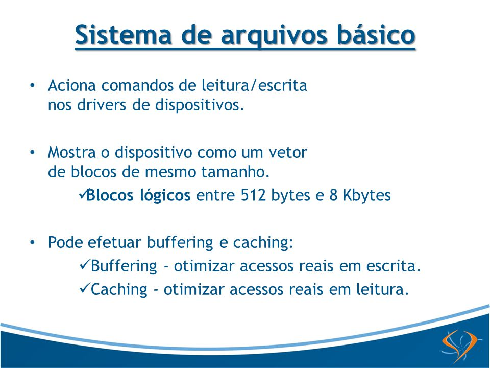 Buffering & caching cache buffer disco processo kernel bufferingcaching