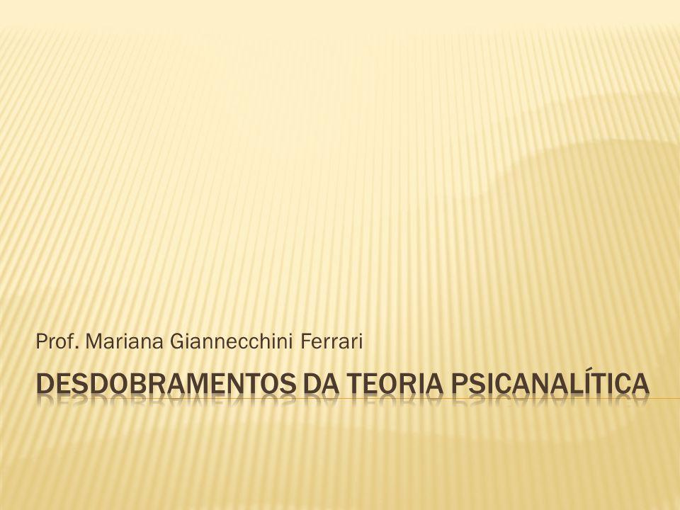 Prof. Mariana Giannecchini Ferrari