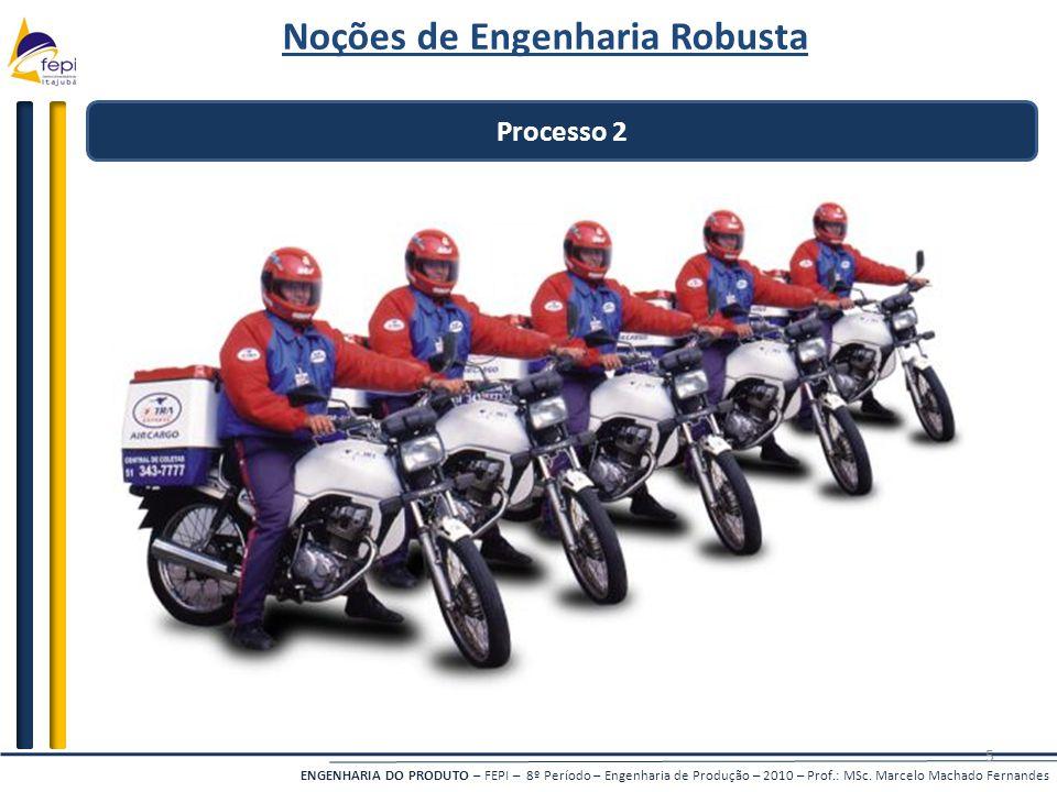 ENGENHARIA DO PRODUTO – FEPI – 8º Período – Engenharia de Produção – 2010 – Prof.: MSc. Marcelo Machado Fernandes 5 Processo 2 Noções de Engenharia Ro