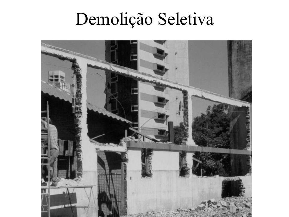 Demolição Seletiva