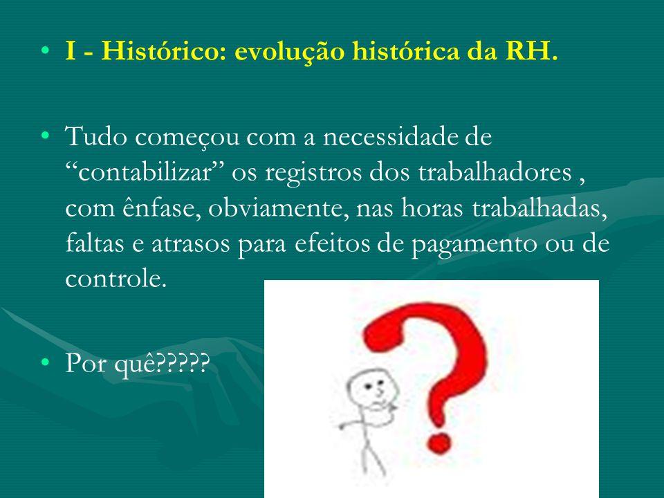 O que o RH Estratégico deve oferecer para a organização.