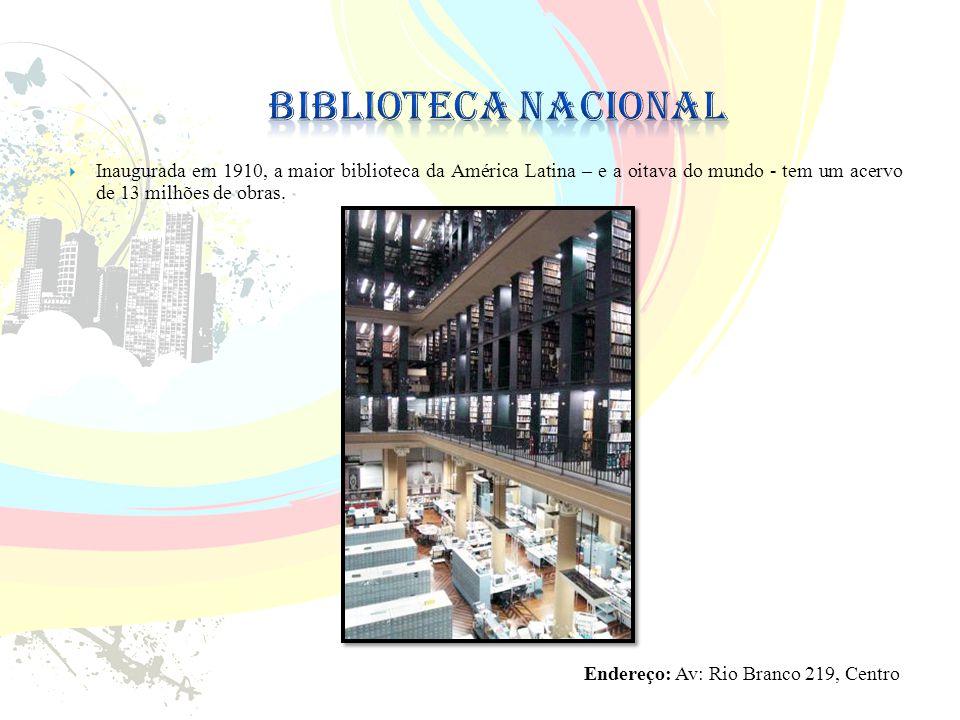 Distância entre o Museo Nacional de Belas Artes e a Biblioteca Nacional: Siga na direção sul da Av.