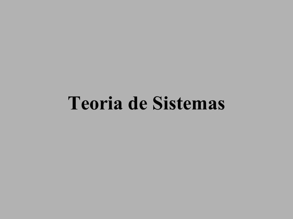 A Teoria Geral dos Sistemas (TGS) surgiu com os trabalhos do biólogo alemão Ludwig von Bertalanffy (1901 – 1972).