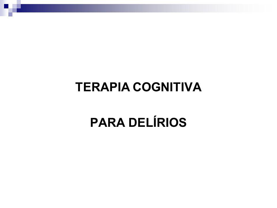 FAMILIARIZANDO O PACIENTE AO MODELO COGNITIVO Facilitar ao paciente a percepção da inter-relação entre seus pensamentos, sentimentos e comportamentos (utilizando-se em sessão de um registro de pensamentos disfuncionais como parte da tarefa de casa).