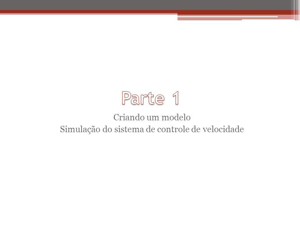 Criando um modelo.Para criar um modelo. ▫File > New > Model.