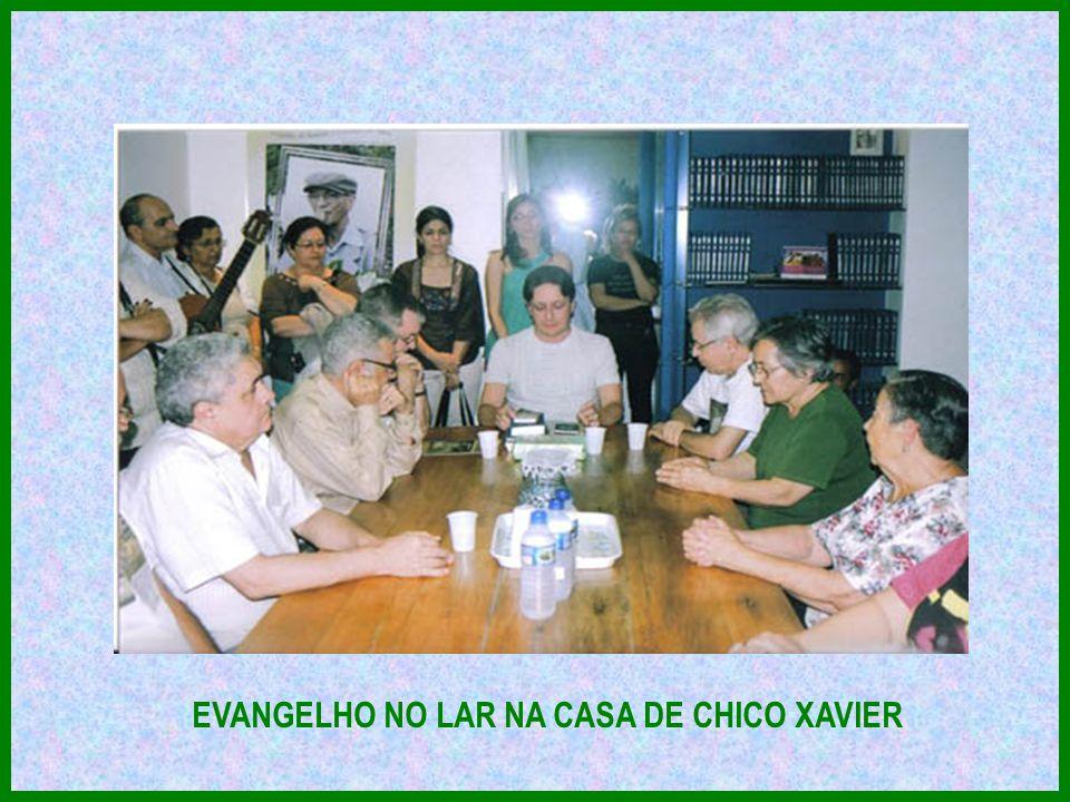 PARTICIPANTES DO EVANGELHO NO LAR