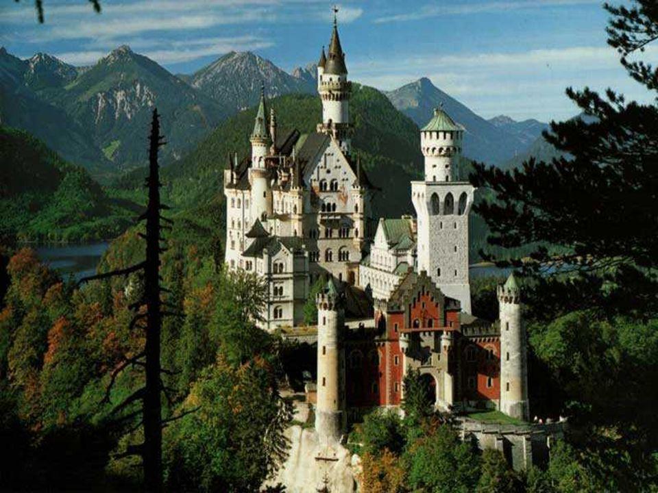 Panorâmica do castelo